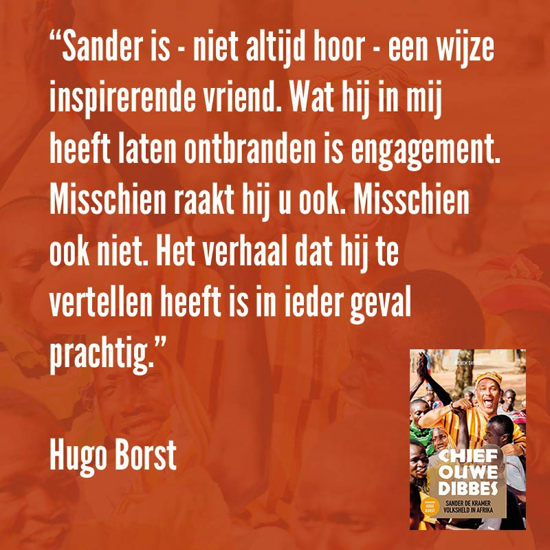 Voorwoord Hugo Borst