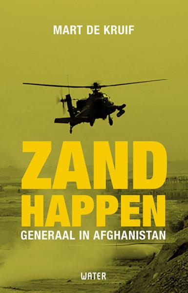 Zandhappen – generaal in Afghanistan