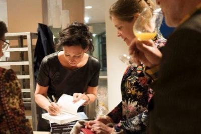 Lancering van het boek vruchtbaar van Ilse Ruijters