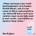 Vruchtbaar Ilse Ruijters